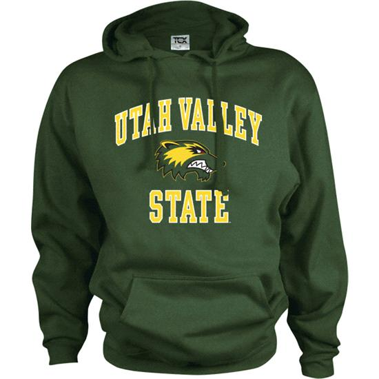 Utah Valley State Wolverines Perennial Hooded Sweatshirt