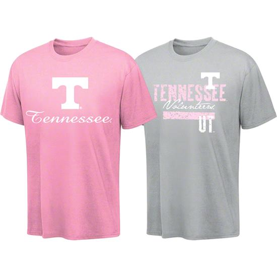 Tennessee Volunteers Women's Two T-Shirt Combo Pack