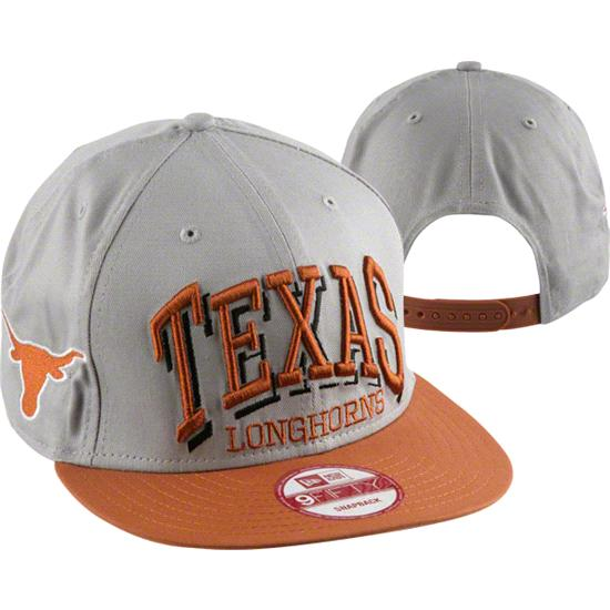 Texas Longhorns 9Fifty Snap Mark Snapback Hat