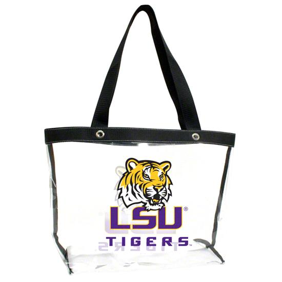 LSU Tigers See-All Tote