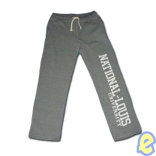 NLU Open Bottom Sweatpants