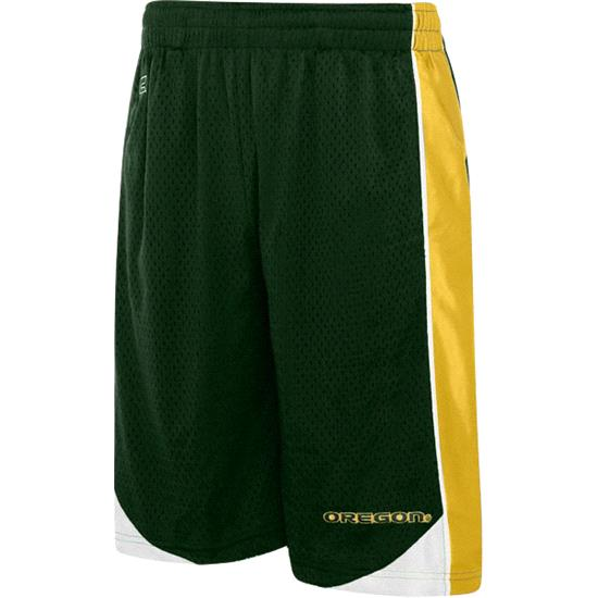Oregon Ducks Youth Vector Workout Short