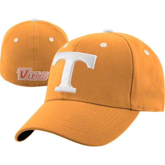 Tennessee Volunteers Team Color Top of the World Flex Hat