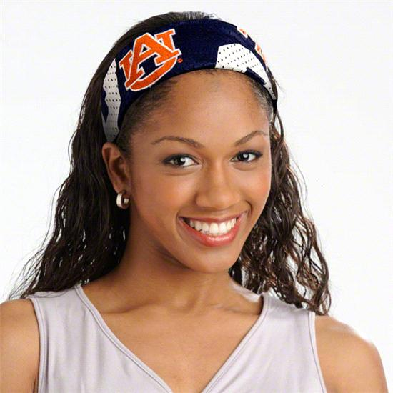Auburn Tigers Headband: Jersey Fanband