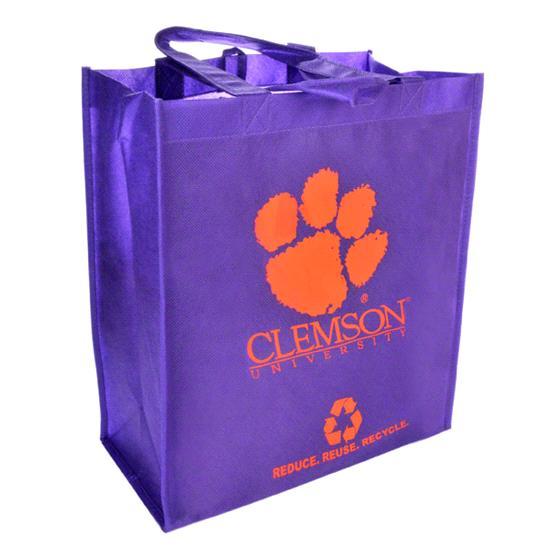 Clemson Tigers Reusable Bag