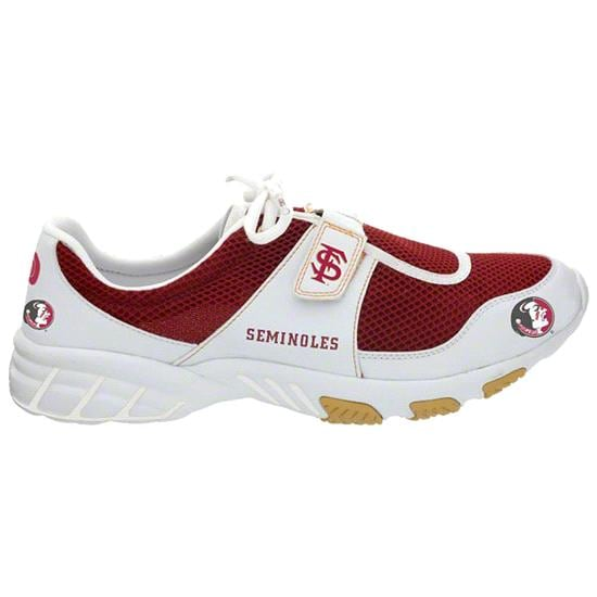 Florida State Seminoles Women's Rave Ultra Light Gym Shoes