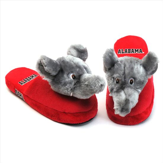 Alabama Crimson Tide Youth Mascot Slipper