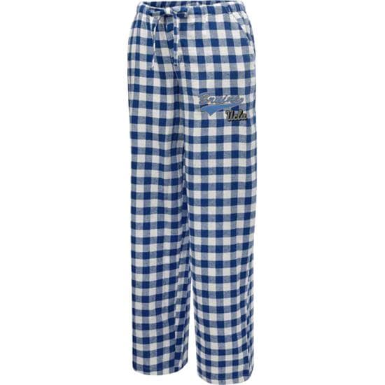 UCLA Bruins Women's Paramount Flannel Pants