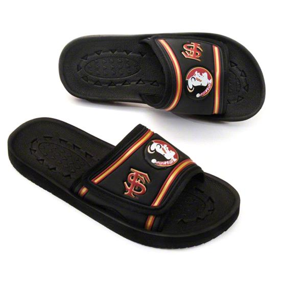 Florida State Seminoles Beach Hopper Slide Sandals