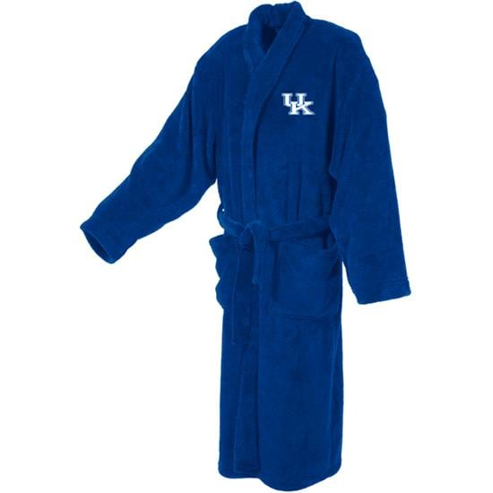 Kentucky Wildcats Royal Team Plush Fleece Robe