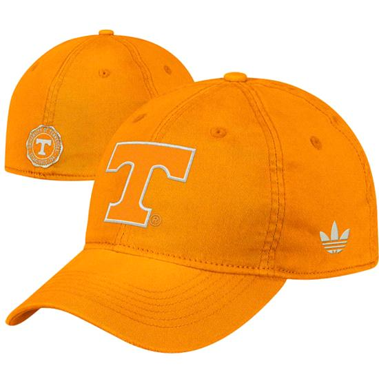 Tennessee Volunteers adidas All-American Slope Flex Hat