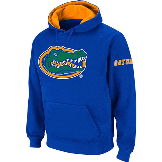 Florida Gators Royal Twill Pep Rally Hooded Sweatshirt
