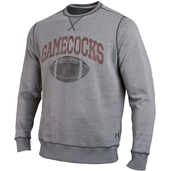 South Carolina Gamecocks Under Armour Legacy Crewneck Sweatshirt