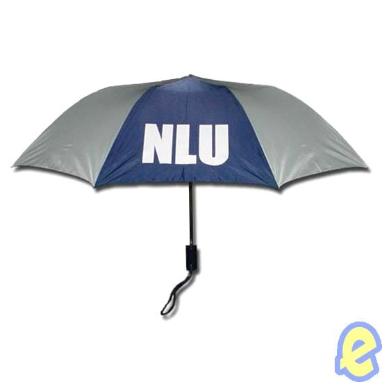 NLU Navy/White Umbrella