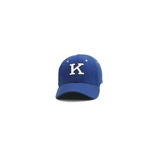 Kentucky Wildcats ''K'' Dark Royal Blue ZH Flex Hat