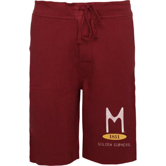 Minnesota Golden Gophers Maroon Fleece Shorts
