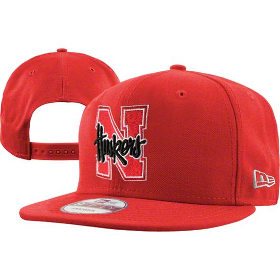Nebraska Cornhuskers 9Fifty Back In The Day Snapback Hat
