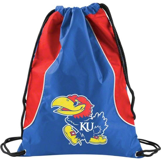 Kansas Jayhawks Royal Axis Backsack