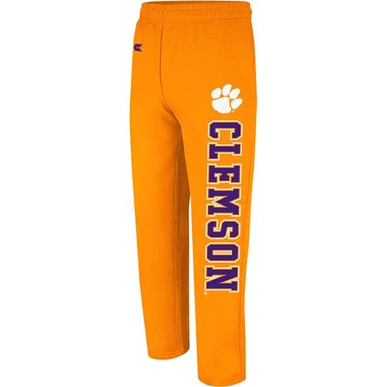 Clemson Tigers Purple Automatic Fleece Sweatpants