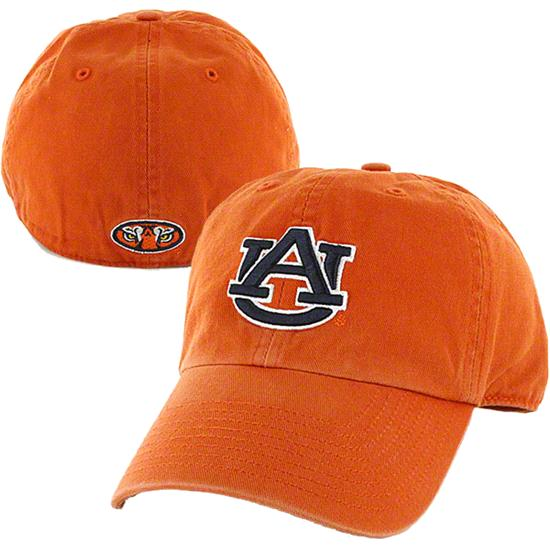 Auburn Tigers Orange '47 Brand Franchise Fitted Hat