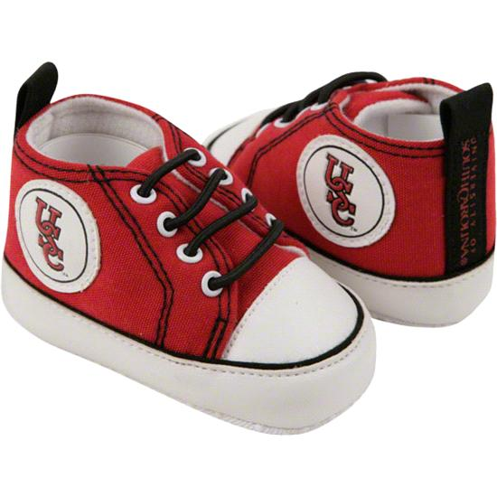 South Carolina Gamecocks Infant Crawler Shoe