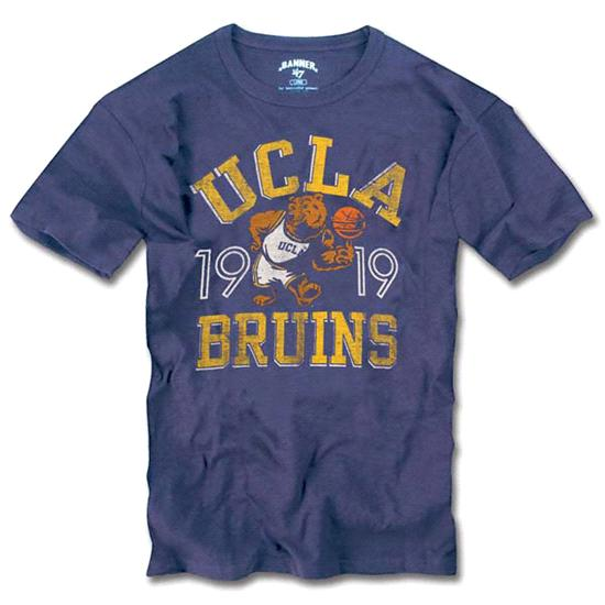 UCLA Bruins '47 Brand Vintage Scrum Tee