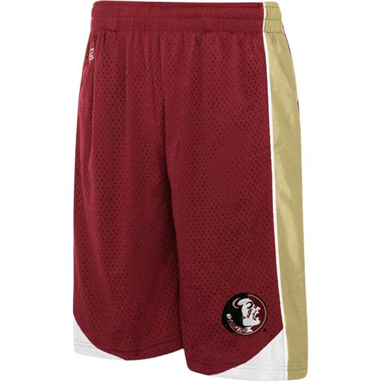 Florida State Seminoles Youth Vector Workout Short