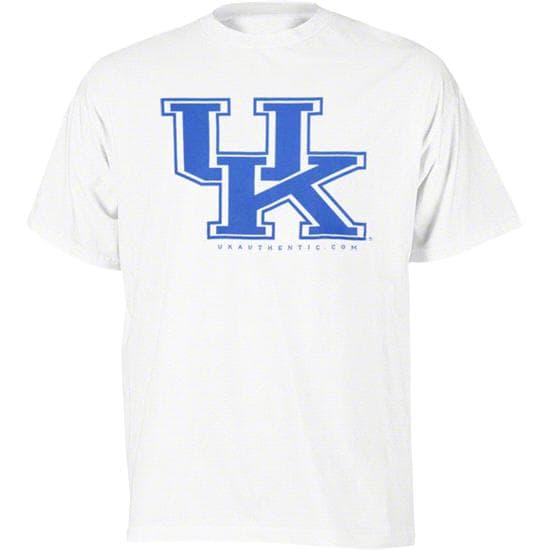 Kentucky Wildcats White Promo T-Shirt