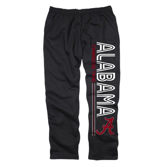 Alabama Crimson Tide Retrospective Sonic Sweatpant - Black