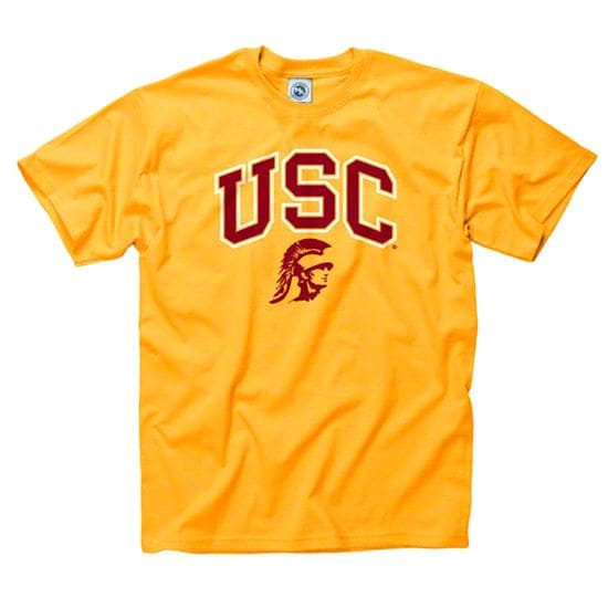 USC Trojans Youth Gold Perennial II T-Shirt