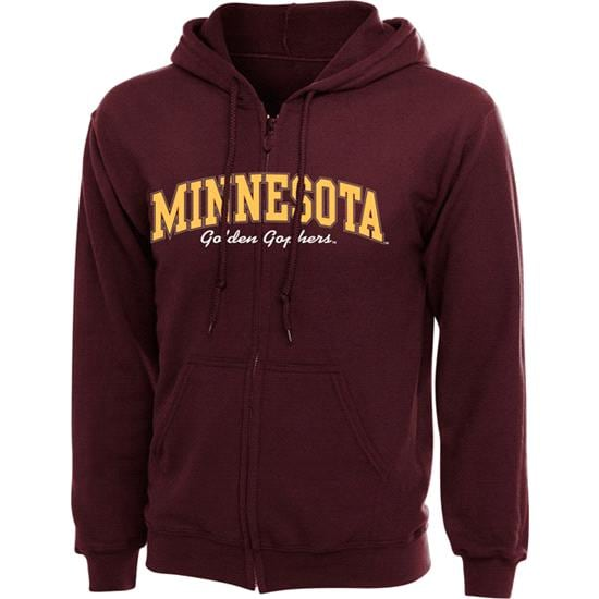 Minnesota Golden Gophers Women's Maroon PTC Full-Zip Sweatshirt