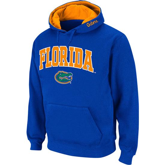 Florida Gators Royal Twill Tailgate Hooded Sweatshirt