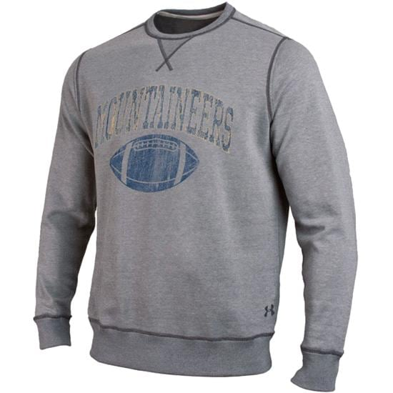 West Virginia Mountaineers Under Armour Legacy Crewneck Sweatshirt