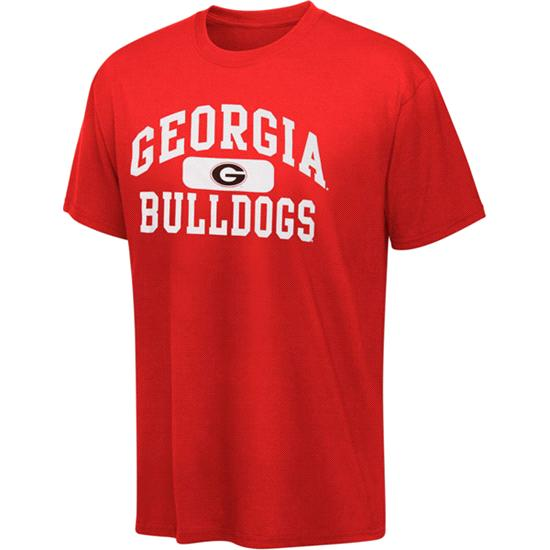 Georgia Bulldogs Red Piller T-Shirt