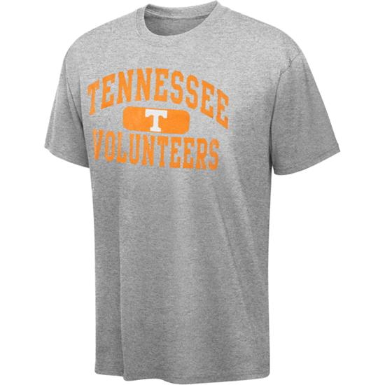 Tennessee Volunteers Grey Piller T-Shirt