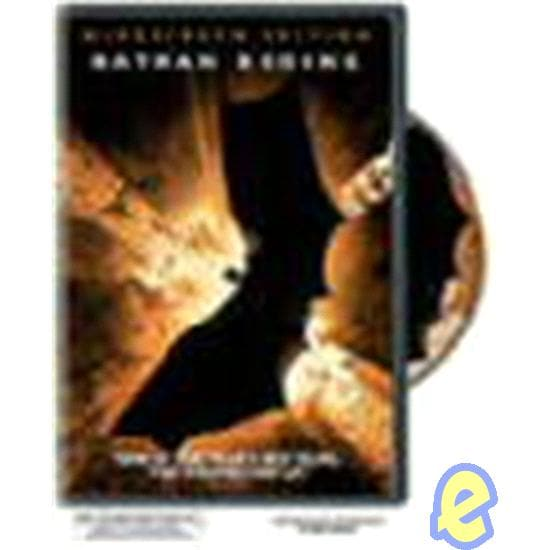Batman Begins Widescreen Edition
