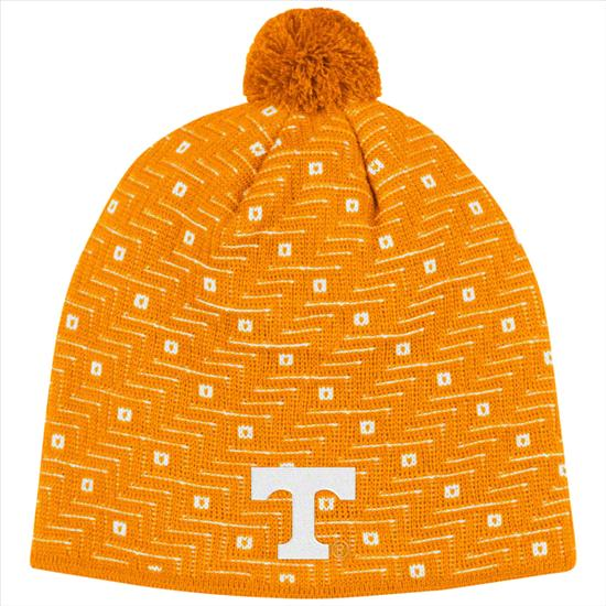 Tennessee Volunteers adidas Tenn Orange Women's Pom Knit Hat