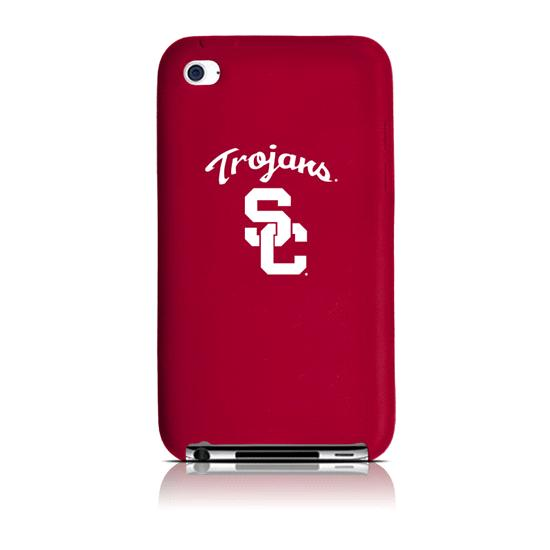 USC Trojans iPod Touch 4G Silicone Cover
