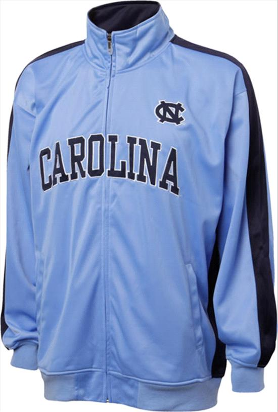 North Carolina Tar Heels Big & Tall NCAA Track Jackets