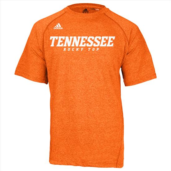 Tennessee Volunteers Orange adidas 2012 Football Sideline Graphic T-Shirt