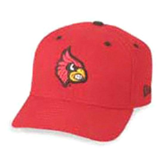 Louisville Cardinals Fitted New Era College Cap