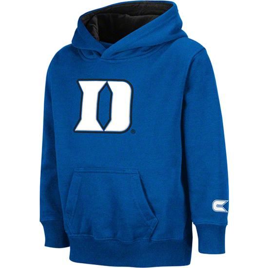 Duke Blue Devils Kids 4-7 Royal Automatic Hooded Sweatshirt