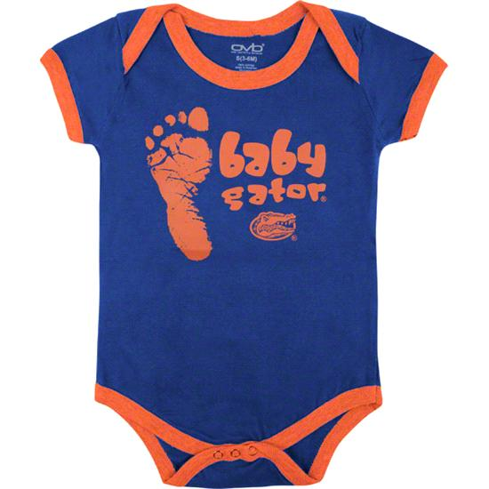 Florida Gators Infant Royal Game On Creeper