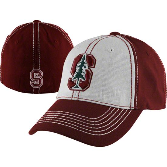 Stanford Cardinal Cardinal Touchback Wool Stretch Fit Hat
