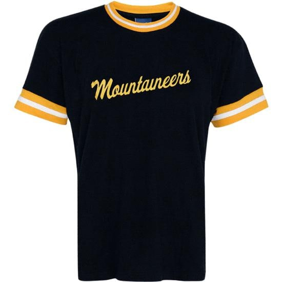 West Virginia Mountaineers Home Plate Jersey Tee