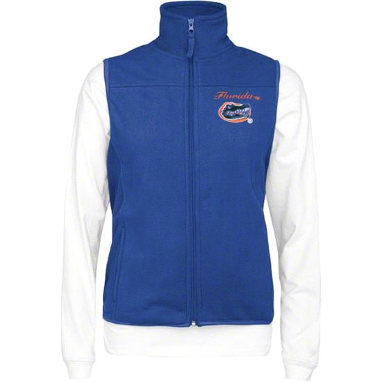 Florida Gators Women's Wind Vest/Long Sleeve Mockneck Combo Pack
