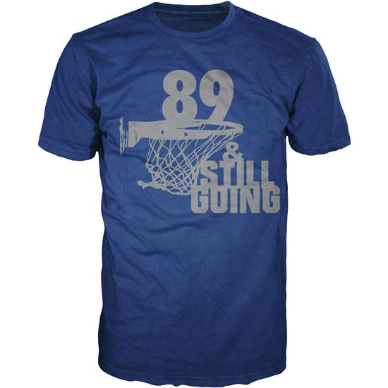 89 Wins and Still Going Navy Win Streak T-Shirt