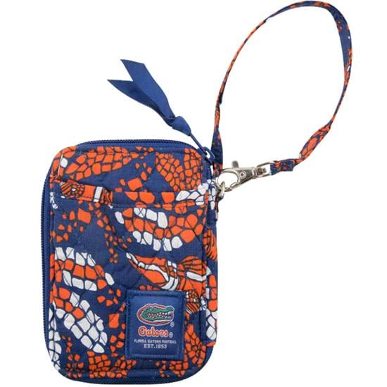 Florida Gators Fabric Phone ID Case