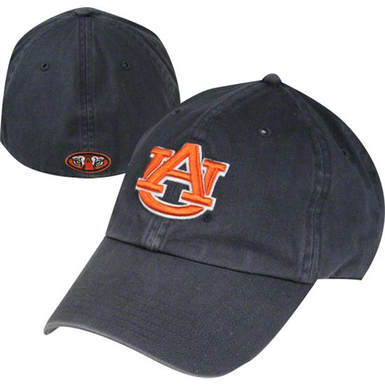 Auburn Tigers Franchise Fitted Hat