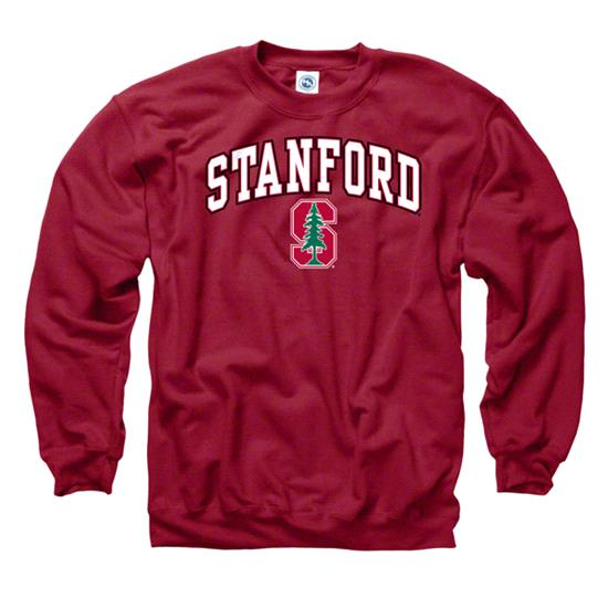 Stanford Cardinal Cardinal Perennial II Crewneck Sweatshirt